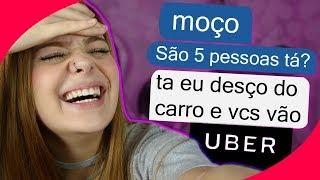 CONVERSAS DO UBER