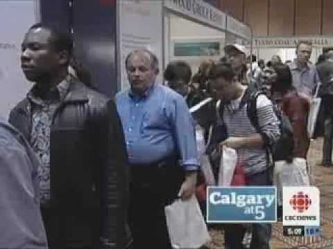 The Energy, Mining And Engineering International Jobs Expo In Canada May 2012