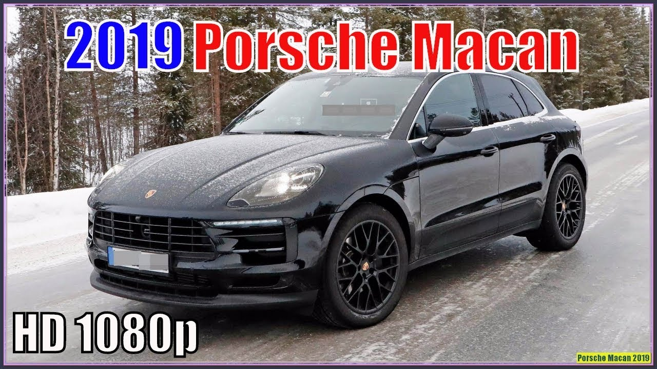 Porsche Macan 2019 2019 Porsche Macan S Specs Learning To Live With Crossovers