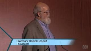 Full Length Talk by Daniel Dennett -