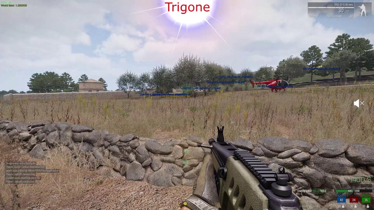 Arma 2 hacks 2017