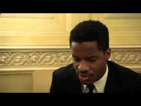 Video: The National talks to Arbitrage actor Nate Parker