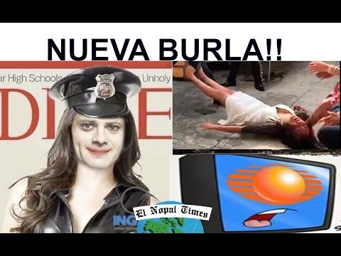 Ridículo de EPN, Teles corruptas y Lady Compromiso // EL NOPAL TIMES #ENT 231