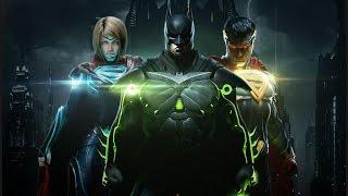 Injustice 2 (Justice League 2017 Trailer Recut)