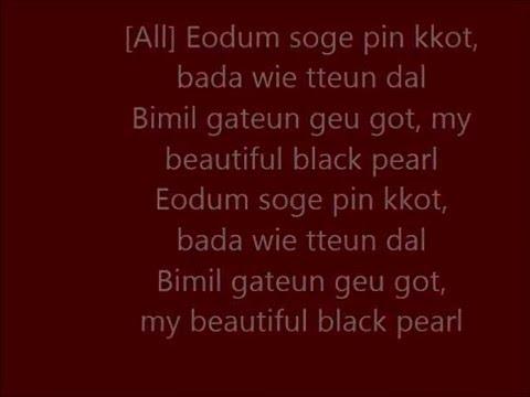 Lirik Lagu Exo Black Pearl