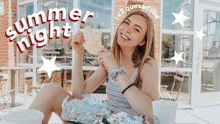 SUMMER NIGHT ROUTINE 2018