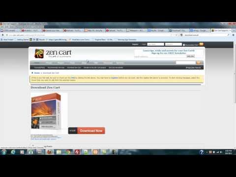 PHP Series How To Unzip Zip Files Using Free 7zip (Seven Zip)