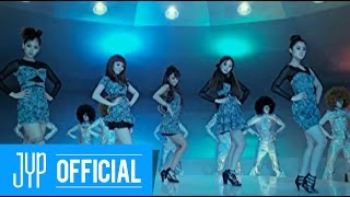 wonder girls 2 different tears eng ver mv