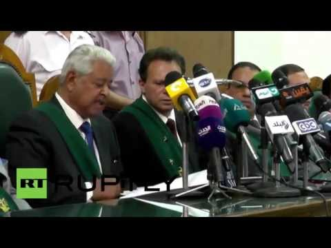 Egypt: Supreme Court orders Muslim Brotherhood's political wing be dissolved
