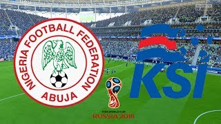 World Cup 2018 - Nigeria Vs Iceland - 22/06/18 - FIFA 18