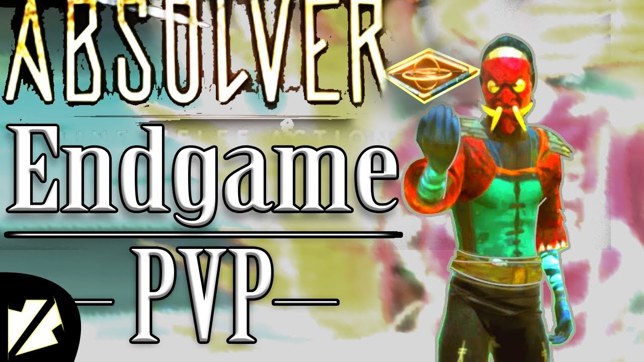 Absolver Endgame PvP Gameplay Online Halloween Update PC/PS4
