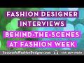 Fashion Designer Interviews: Behind the Scenes at Massif Fashion Week
