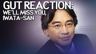 Gut Reaction - Satoru Iwata Has Died