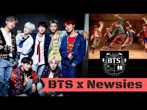 Newsies Dance to BTS's 'Not Today'