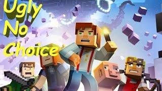 Minecraft: Story Mode Episode 2 Assembly Required - Ugly No Choice Complete Walkthrough