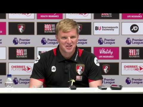 EDDIE HOWE SPEAKS ABOUT WILSHERE AND THE TEAM SPIRIT [PRE WEST BROM PRESS CONFERENCE]
