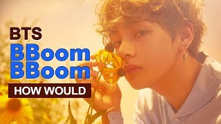 "How Would BTS Sing MOMOLAND "" BBoom BBoom "" (Male Version) Line Distribution"