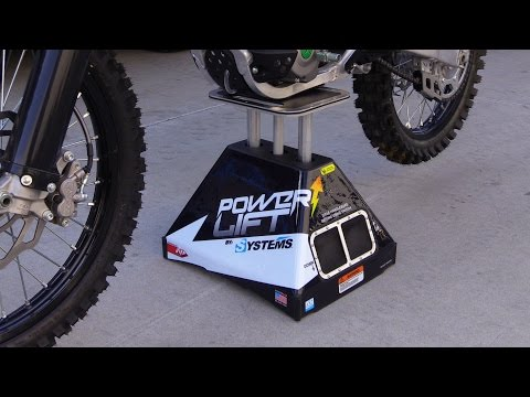 Systems Powerlift Motorcycle Stand Review