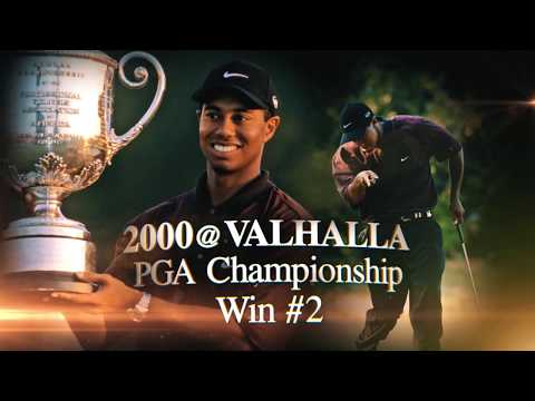 Tiger Woods Wins 2000 PGA Championship at Valhalla