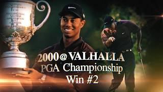 Tiger Woods Wins 2000 PGA Championship at Valhalla