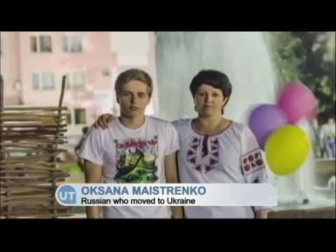 Russians Opt for Ukrainian Citizenship: Russian family relocates to Kyiv to escape Putin regime
