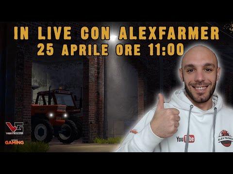 NELLA FATTORIA DI ALEX #5 - LIVE 480p