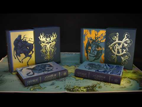 A Clash Of Kings | A Collector's Edition From The Folio Society