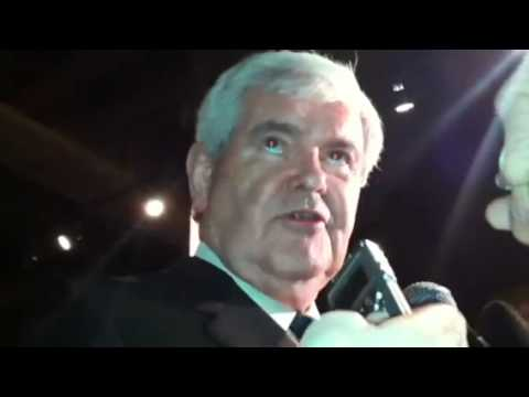 Newt Gingrich Responds to National Review