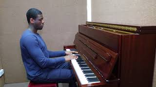 """Let Me Down"" - Jorja Smith ft Stormzy (Piano Cover) - Patrick Yeboah"