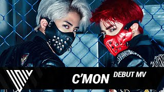 C'mon | UNI5 ft H.H.N | Debut MV 4K