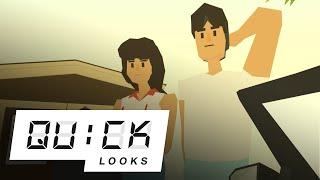 Wide Ocean Big Jacket: Quick Look (Video Game Video Review)