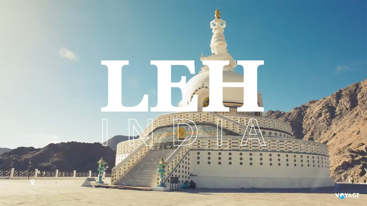 Leh Ladakh  Jammu And Kashmir - Youtube-3609