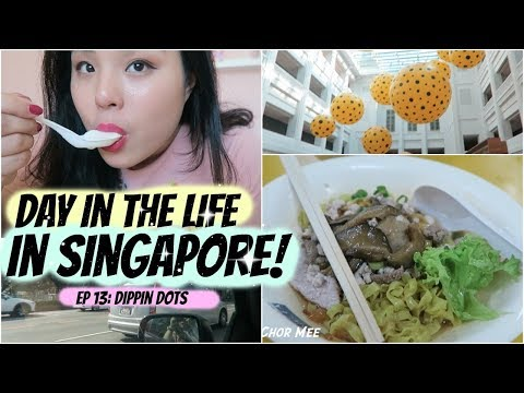 Day in the Life in Singapore! | Roseanne Vlogs Ep 13 | Dippin Dots