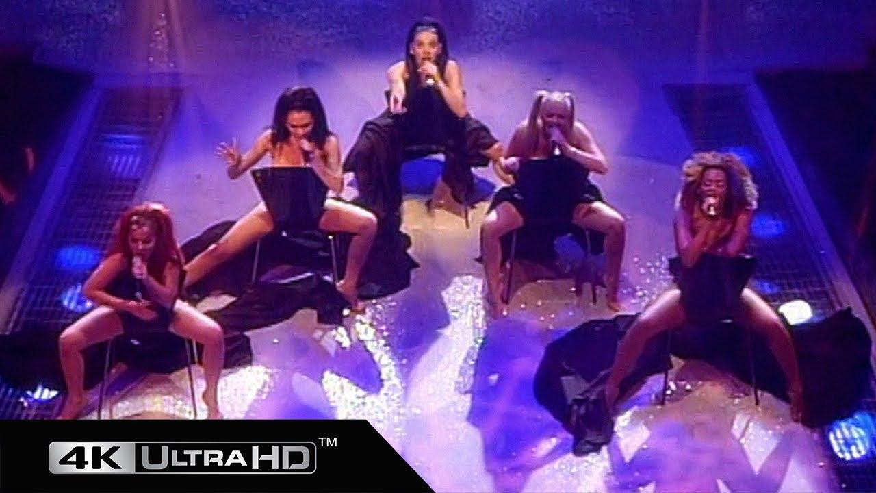 Spice Girls - Naked (Live Istanbul 1997) - YouTube
