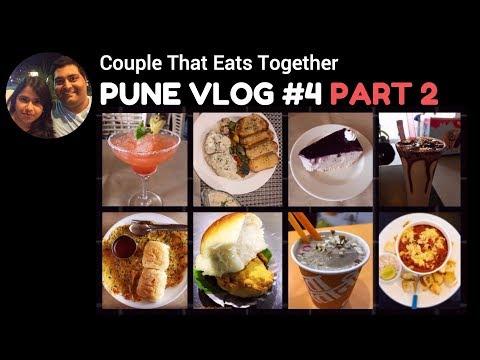 Long weekend in Pune Vlog #4 Part 2 #couplethateatstogether