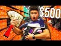 THE $500 NIKE OUTLET CHALLENGE!!