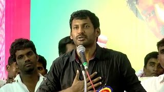 Ban Websites that have Pirated Movies – Vishal | Hot Tamil Cinema News