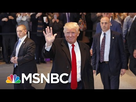 Donald Trump Meets With The New York Times, Talks Business, Alt-Right, President Obama | MSNBC