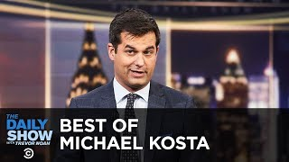 The Best of Michael Kosta - Saving the Lakes, A Statue Tour & Looking Like Don Jr. | The Daily Show