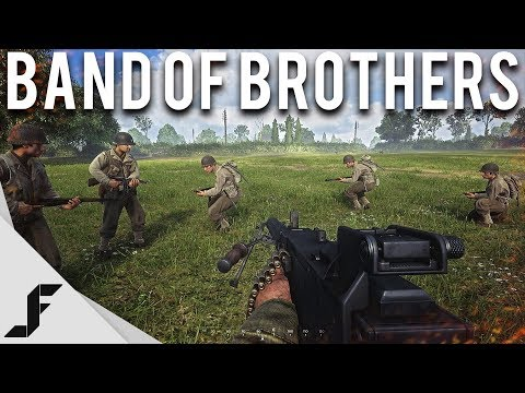 BAND OF BROTHERS  Hell Let Loose WW2 Gameplay + First Impressions