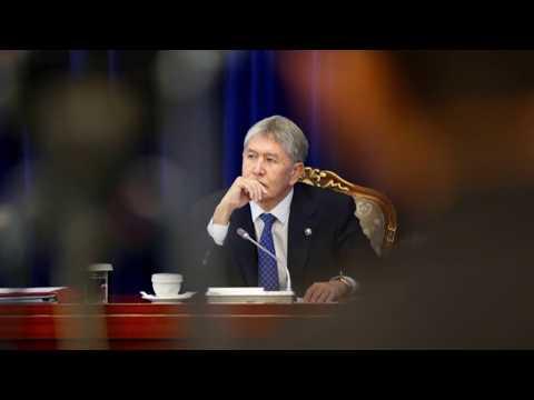 10 ЛЕТ АПРЕЛЬСКОЙ РЕВОЛЮЦИИ: Алмазбек Атамбаев