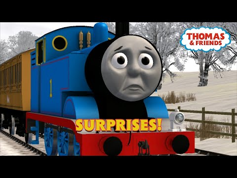 Surprises | Trainz Music Video