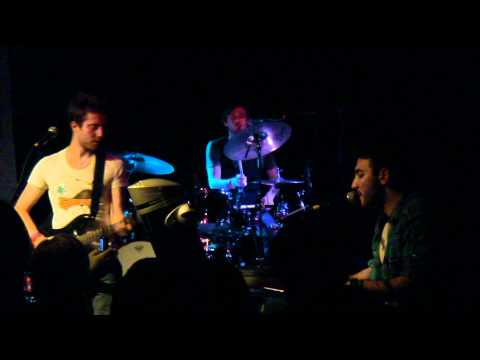 "Ron Pope @ The Loft - 4/12 - ""Fireflies"" Clip HD"