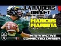 LA Raiders draft Marcus Mariota | Madden 15 Connected Franchise