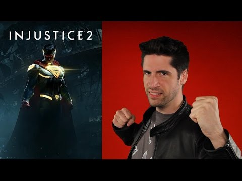 Injustice 2 - Game Review