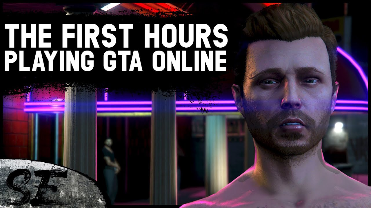 3f095024c What is it like experiencing GTA Online for the first time in 2019 ...