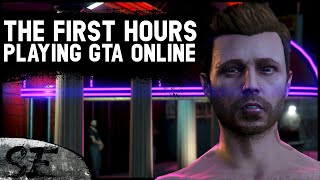 What is it like experiencing GTA Online for the first time in 2019?