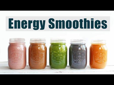 10 Best Super Energy Smoothies | Boldsky