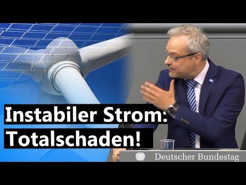 Instabiler Strom - Totalschaden für Deutschland!