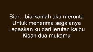 sufi kisah dua muka lirik tanpa vokal karaoke instrumental remake